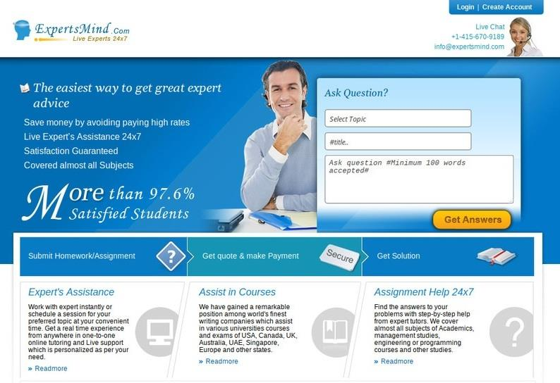 TOP Ranked Assignment Help Services